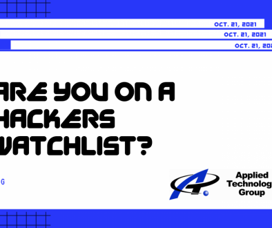 Are you on a hackers watchlist