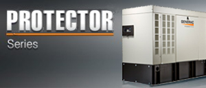 Generac Protector Series Generator